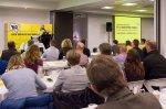 Konferencja na temat innowacji w firmie